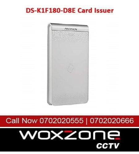 DS-K1F180-D8E CARD ISSUER