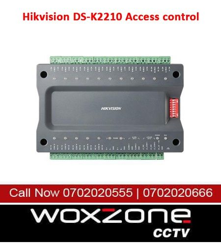 HIKVISION DS- K2210 ACCESS CONTROL