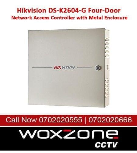 HIKVISION DS-K2604-G FOUR-DOOR