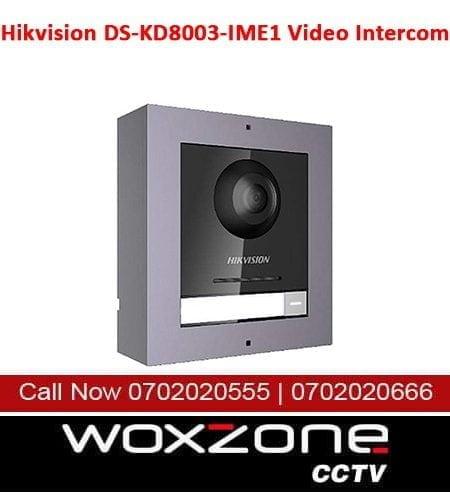 HIKVISION DS- KD8003-IME1 VIDEO INTERCOM