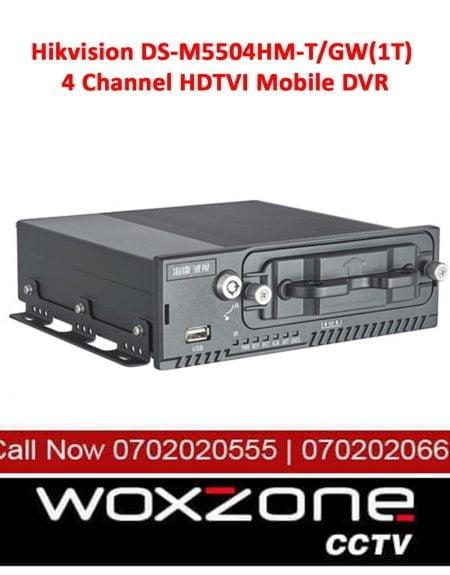 HIKVISION DS-M5504HM-TGM C1T 4 CHANNEL HDTVI MOBILE DVR