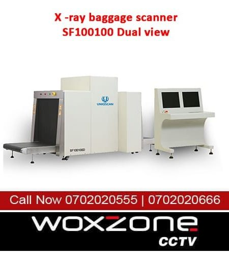 X-Ray Baggage inspection Scanner SF100100