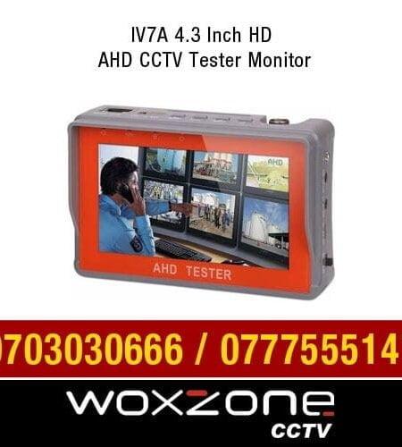 HD AHD CCTV Tester Monitor