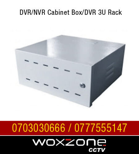 3U Rack DVR-NVR Cabinet Box