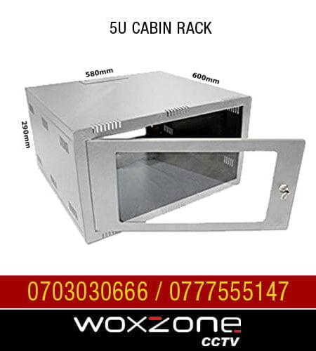 5U DVR Cabin rack