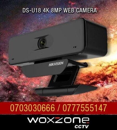 DS-U18 4K 8MP WEB CAMERA
