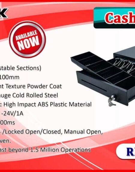 REDLINK Cash drawer RL-4142-8C