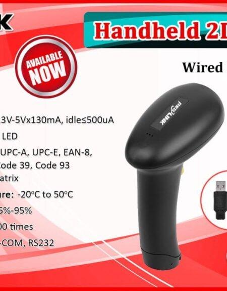 Redlink RL-CH300 2D wired bar code scanner