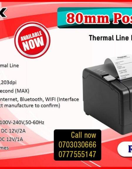 Redlink RL-POS8025 therml pos printer